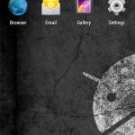Configurar o e-mail em Android 1