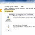 Outlook 2010 - Email Profissional Portugalmail 1