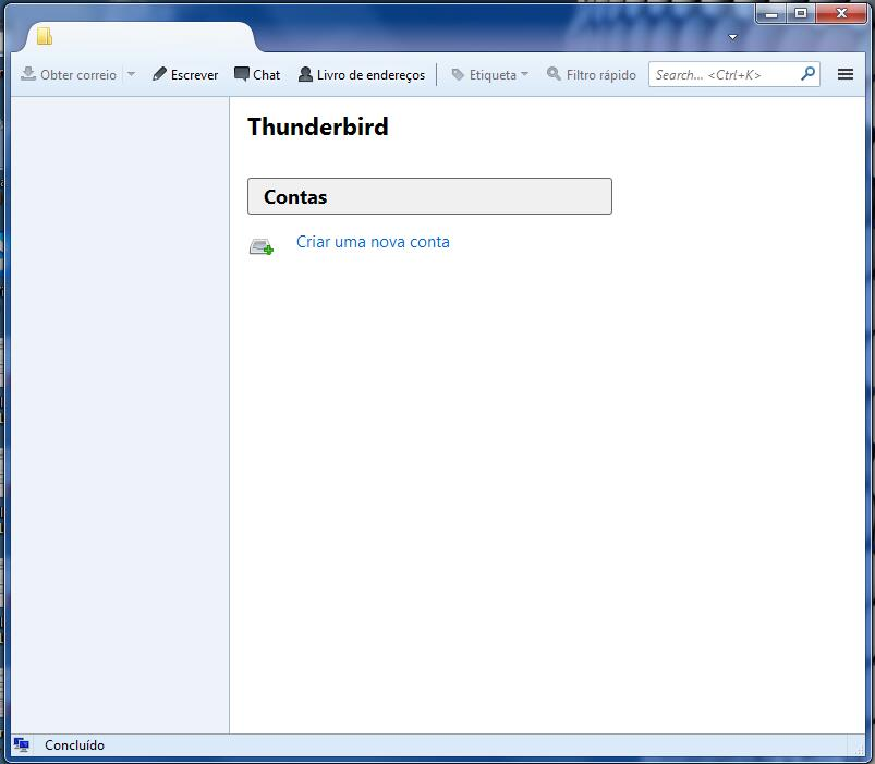 Thunderbird - Email Profissional 1